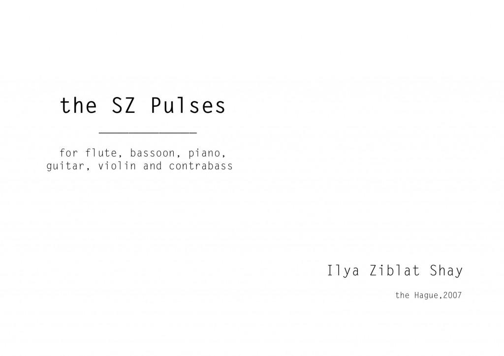 Ziblat Shay - the SZ Pulses sample_1